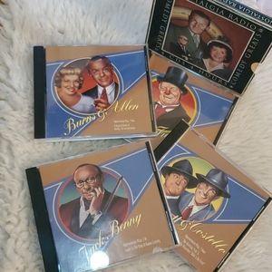 Nostalgia Radio Comedy Greats CD pack